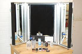 Flightcase Makeup Mirror - Sale & Hire