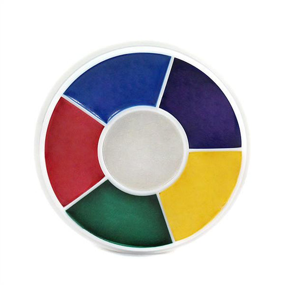 Ben Nye Lumiere Creme Wheel 6 Colours