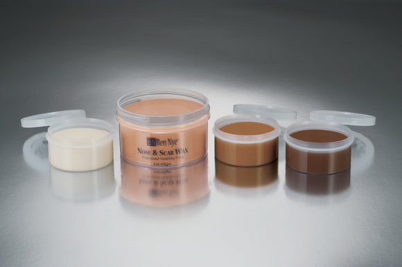 Nose and scar wax - Light brown