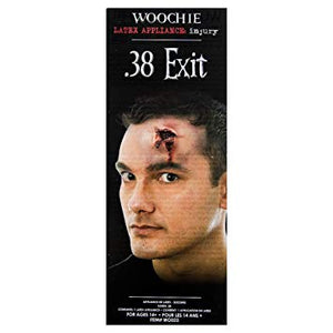 Woochie Latex Prosthetic 38 Exit