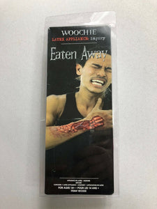 Woochie Latex Prosthetic Eaten Away