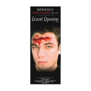 Woochie Latex Prosthetic Grand Opening