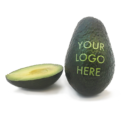 Branded Avocado (100-Pack)