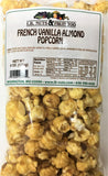 French Vanilla Almond Popcorn