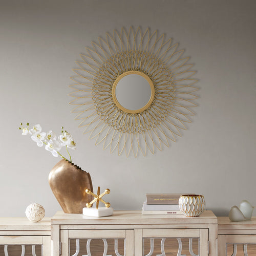 Barron Sunburst Mirror