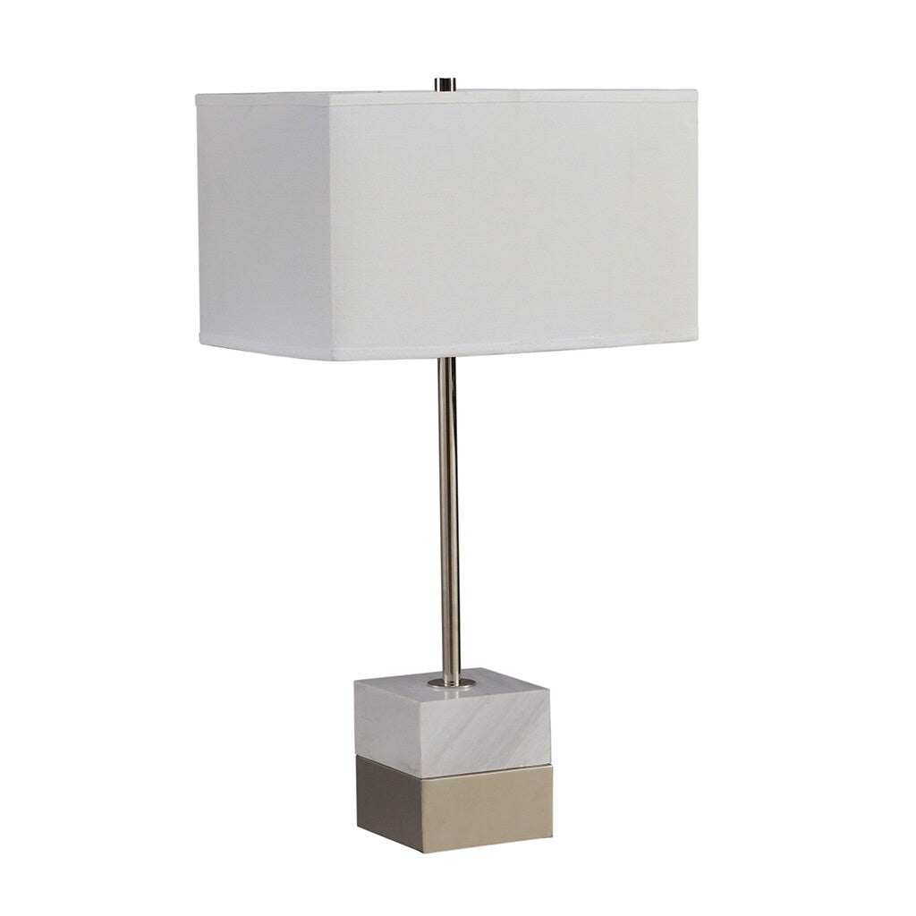 Carerra Marble Table Lamp