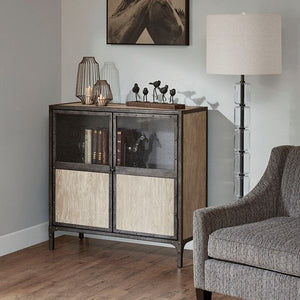 Cirque 2 Door Accent Cabinet