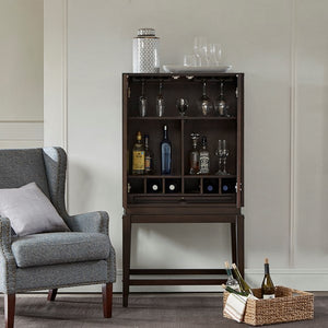Bailey Wine Cabinet