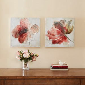 Lovely Blooms Canvas