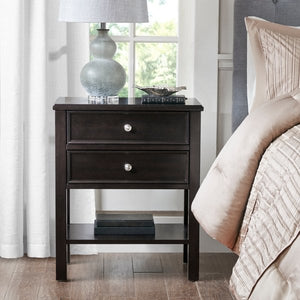 Madison Open Nightstand