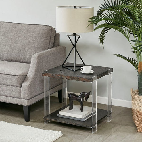 Myan End Table