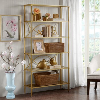 Heather Shelf- Gold