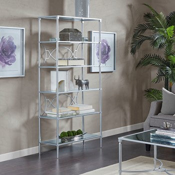 Heather Shelf- Silver