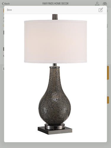 Ascot Table Lamp