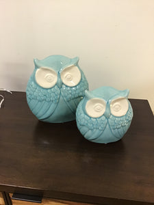 Vintage Owl Set of 2