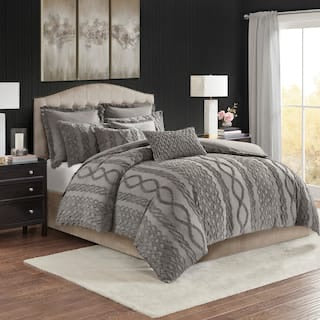 Allure 8 Piece Bedding Set
