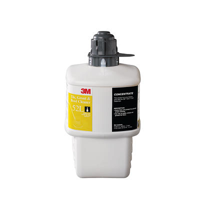 3M™ Twist 'n Fill™ Tile Grout & Bowl Cleaner 52L Gray Cap - 2 Liter