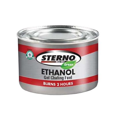 Sterno® Green 2-Hour Ethanol Chafing Fuel