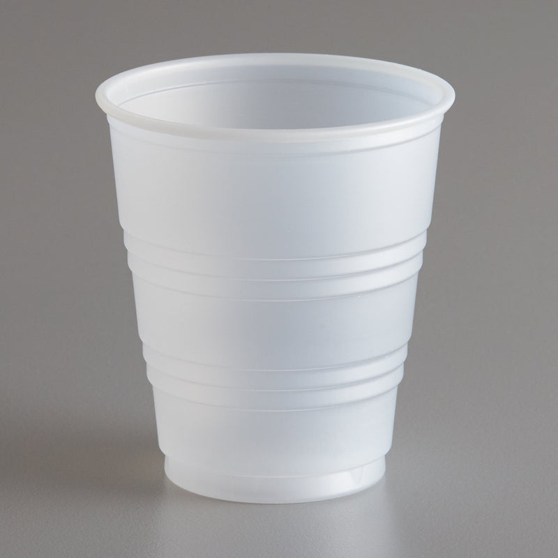 Conex Galaxy Polystyrene Plastic Cold Cups 5oz - 2500 Cups / Case