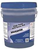 Victoria Bay High Temp HTR Rinse Aid - 5 Gallons