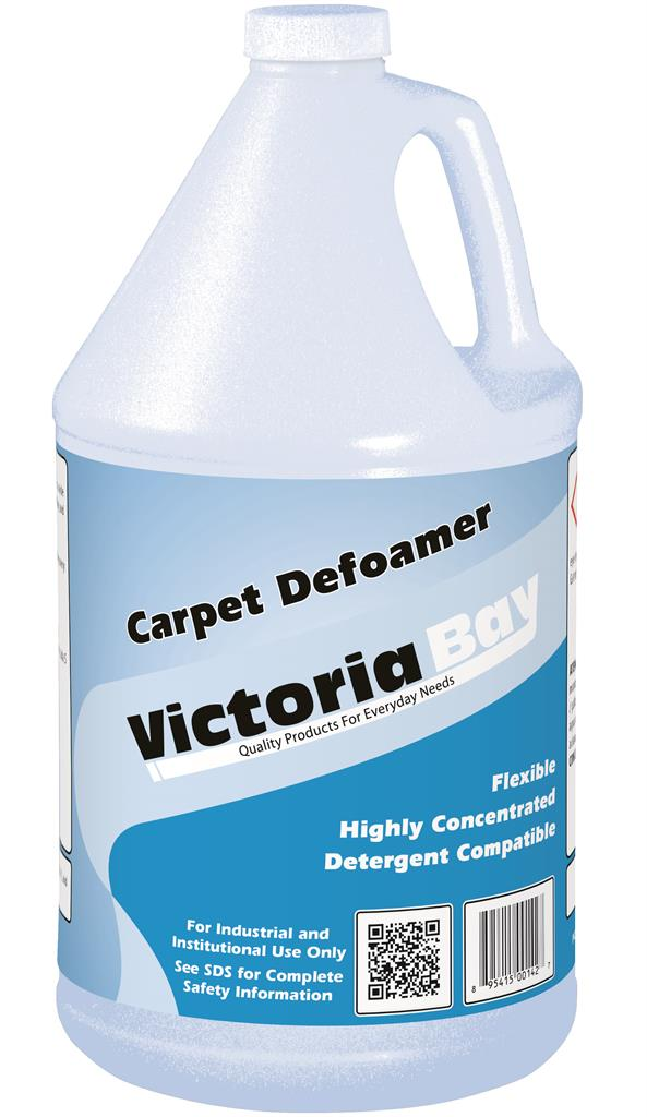 Victoria Bay Carpet Defoamer - 1 Gallon