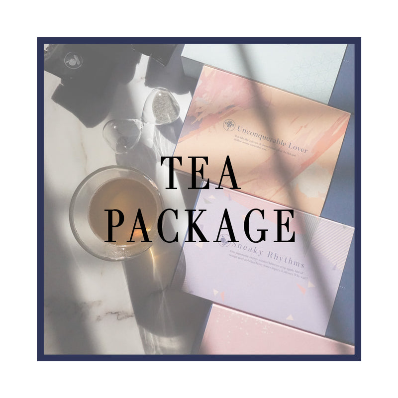 Tea Package | Thee Nespresso® Compatible Tea Capsules