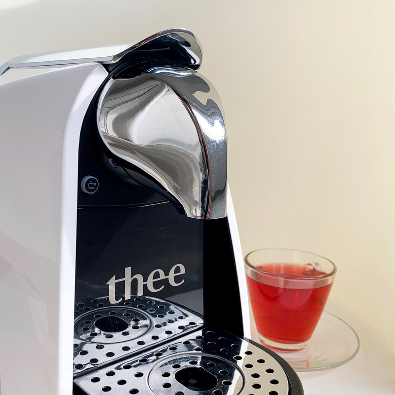 Capsule Machine | Thee Nespresso Compatible Tea Capsules