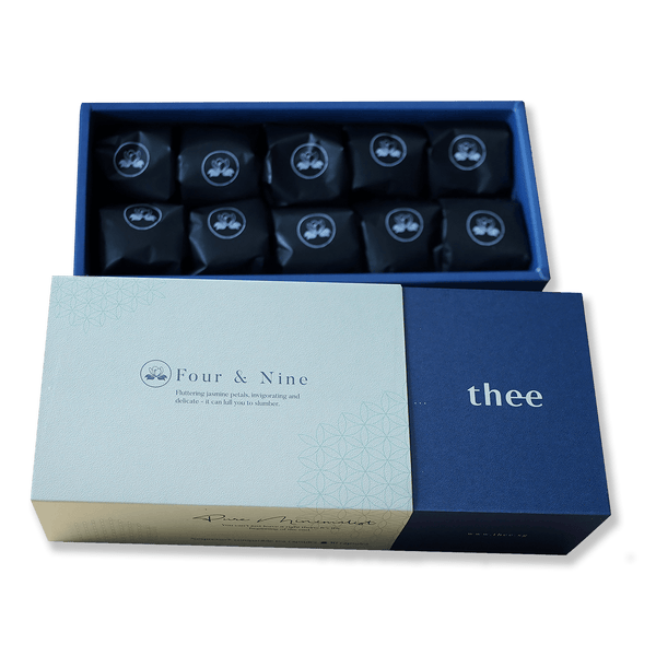 THEE Four Nine | Chinese Tea Capsules