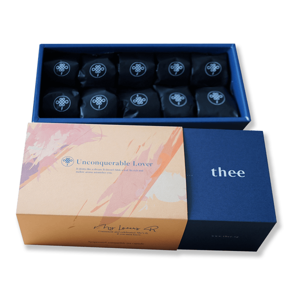 THEE Unconquerable Lover | Specialty Chinese Tea Capsules