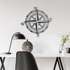 Compass - Metal Wall Art - Roamforge Metal Wall Art Decor Interior Decoration