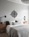 Nautical Compass - Metal Wall Art