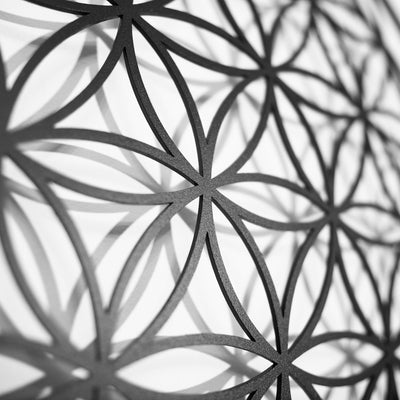 Flower of Life - Metal Wall Art - Roamforge Metal Wall Art Decor Interior Decoration