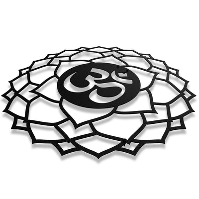 Om - Metal Wall Art