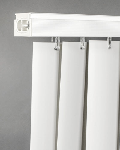Vertical Blind Headrails