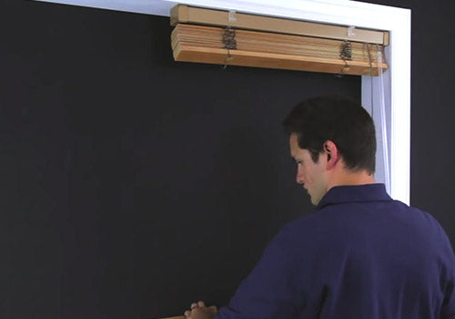 How To Remove And Replace A Horizontal Blind Fix My