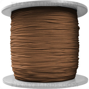 2.0mm String - Medium Brown
