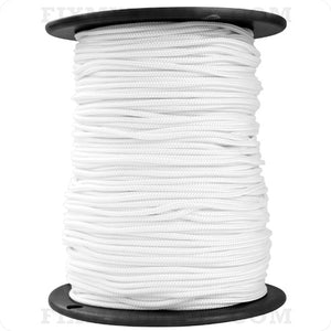2.2mm String - White - Regular Braid