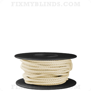 2.4mm String - Off White