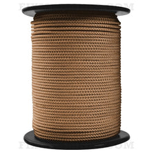 2.4mm String - Medium Brown