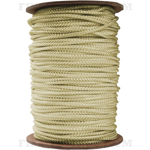 2.7mm Woven Wood Blind Cord - Gold