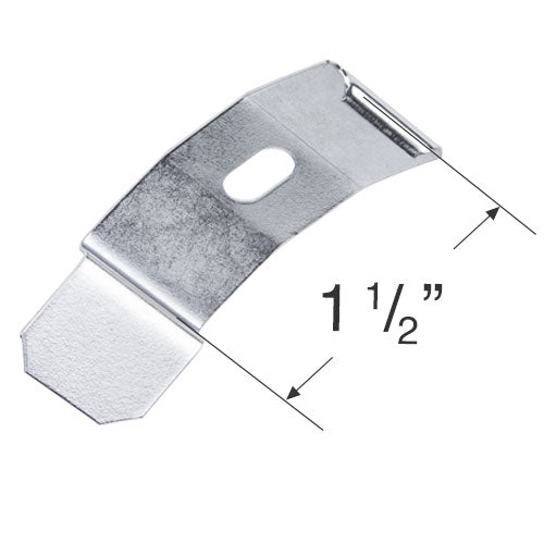 Mounting Bracket For Vertical Blinds With A 1 1 2 Quot Wide