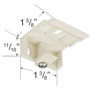 Mounting Bracket for Corded Cellular Honeycomb Shades