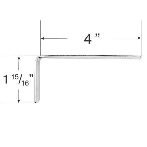 Metal Extension Bracket - 4