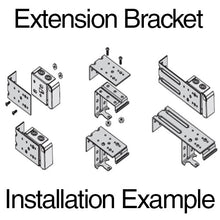 Load image into Gallery viewer, Metal Extension Bracket - 4""