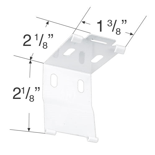 Hunter Douglas Mounting Bracket for EasyRise Cellular Shades