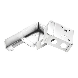 "Box Mounting Brackets for 2"" Blinds with 2"" x 2 1/4"" Headrails"