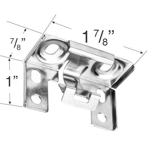 Levolor Mounting Bracket for Cellular Honeycomb Shades