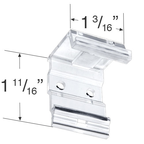 Plastic Mounting Bracket for 1