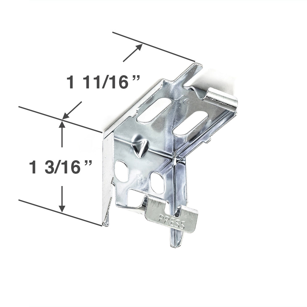 Champion Hidden Metal Mounting Bracket For 1 Quot Cordless