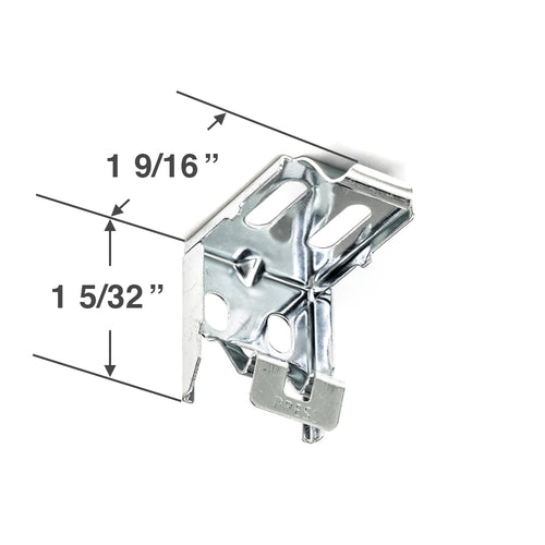 Champion & Hampton Bay Hidden Metal Mounting Bracket for 1
